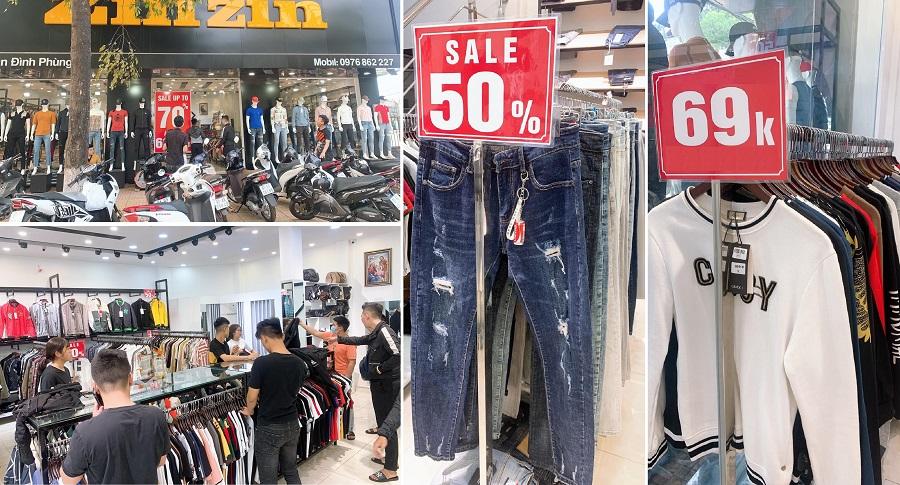 """""""Thiên đường mua sắm"""" quần áo Tết cho giới trẻ Gia Lai, quá rẻ chỉ 69k cho 1 chiếc áo đẹp"""