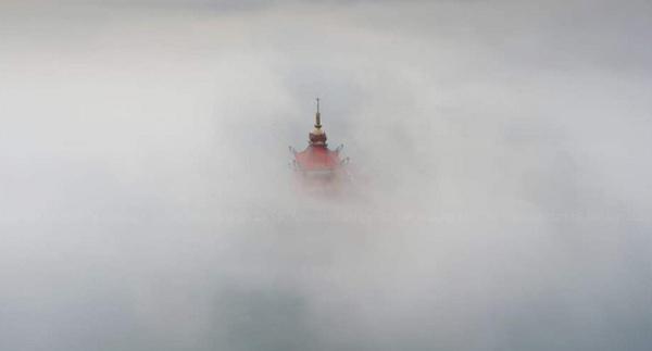 Pleiku – thành phố có cả một mùa sương